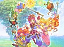 Secret of Mana - Game nhập vai đã đi vào huyền thoại