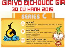 3Q Củ Hành: Series C năm 2015 càn quét 63 tỉnh thành