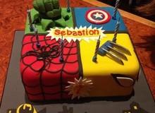 Ngộ nghĩnh với những chiếc bánh gato sinh nhật theo phim ảnh