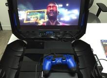 Ghen tỵ mới hệ thống PS4 đặc chế tinh vi của ngôi sao Trung Quốc