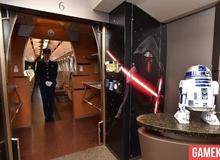 Độc đáo với đoàn tàu hỏa dựa theo bom tấn Star Wars: The Force Awakens