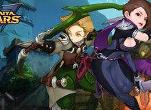 Shaiya Wars - Game online khủng cho 200 người giao đấu cùng lúc