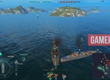 Cận cảnh World of Warships - Game hải chiến thú vị mới mở cửa rộng rãi