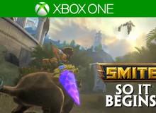 MOBA hành động SMITE đổ bộ lên Xbox One
