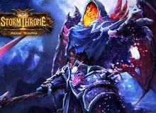 Stormthrone: Aeos Rising - Game nhập vai hấp dẫn chính thức mở cửa