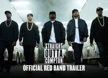 Straight Outta Compton - Phim tiểu sử về nhóm nhạc rap kinh điển N.W.A