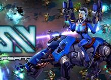 Game hot Supernova mở cửa thử nghiệm lần thứ 2