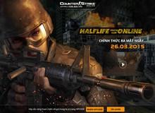 Counter-Strike Online cháy code ngày ra mắt teaser tiếng Việt
