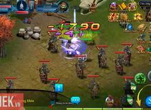 Trải nghiệm Tiên Ma Ký Mobi - Game mới ra mắt tại Việt Nam