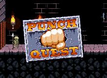 """Punch Quest - Game arcade tái hiện cú đấm của """"Thánh Phồng"""""""