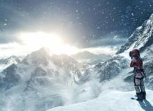 """Rise of the Tomb Raider: Lara """"rét run"""" trong những hình ảnh mới"""