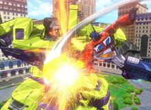 Transformers Devastation: Hài lòng các fan truyện tranh