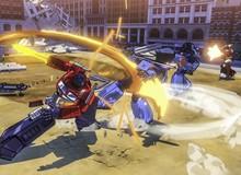 Lộ diện tựa game Transformers mới toanh