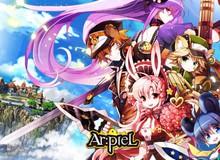 [Clip] Quá đã với hệ thống chiến đấu của game hoạt hình Ar:pieL