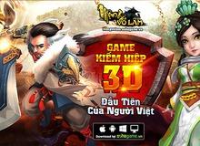 Game kiếm hiệp Việt đón gamer thứ 1 triệu: Ai sẽ ẵm giải thưởng cao nhất?