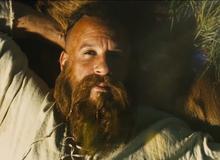 """Vin Diesel """"mọc tóc"""" để đóng The Last Witch Hunter - Liệu có thành công?"""