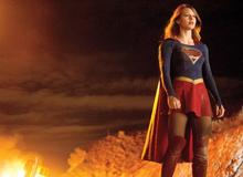Superman cuối cùng đã được giới thiệu trong series phim về Supergirl