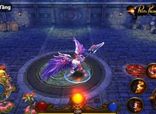Kỹ năng của game thủ kiếm hiệp được thể hiện như thế nào?