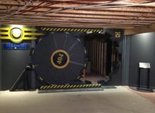 Cuồng Fallout, fan hâm mộ xây hầm chống bom trong nhà