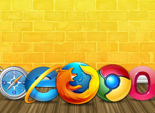 [Hỏi game thủ] Bạn thích dùng trình duyệt web nào nhất?