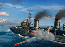 Game hot World of Warships chính thức mở cửa ngày 17/9 tới