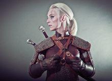 Xem cosplay đẹp miễn chê của The Witcher
