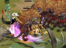 Hoa Thiên Cốt Web - Game nhẹ nhàng đẹp mắt về Việt Nam, ra mắt tháng 11