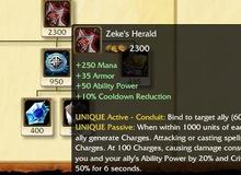 Liên Minh Huyền Thoại: Lá cờ Zeke mới sẽ không xuất hiện trong bản update 5.13