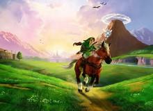 Xuất hiện bộ công cụ làm bản đồ Legend of Zelda