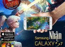 [Chuyện hiếm có] Bách Chiến Mobile tặng Samsung Galaxy S7 mà không yêu cầu game thủ Đua Top