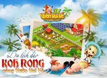 Du lịch tới đảo Koh Rong cùng Vườn Vui Vẻ