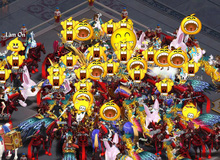 Open Beta, Giang Hồ Võ Hiệp nổ ra Quốc Chiến giữa 6 vị vua