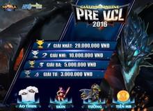 Huyền Thoại MOBA mở đăng ký giải đấu Online với giải thưởng gần 40.000.000 VNĐ
