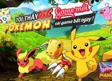 Hôm nay, thêm một tựa game có Pokémon cho phép download tại Việt Nam