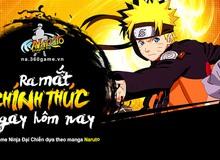 Naruto Truyền Kỳ - 3 bước đầu tiên để trở thành Ninja trong ngày Close Beta