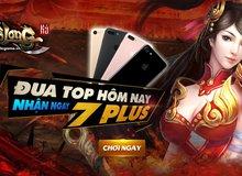 """Đồ Long Ký """"chơi trội"""" - vừa ra mắt đã tặng iPhone 7Plus cho game thủ"""