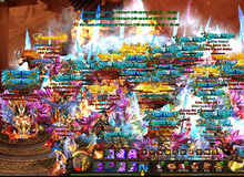 Ra mắt thành công – Đồ Long Ký trở thành game xuất sắc nhất của VTC Game
