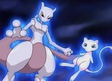 Pokemon mạnh nhất Mewtwo và nguồn gốc xuất xứ nhiều người chưa biết