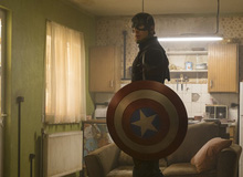 Steve Rogers có thể không còn là Captain America trên phim nữa