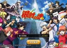 """Ngân Thời Chi Hồn - Game bản quyền chính hiệu của """"Gintama"""""""