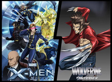 Top 5 anime hấp dẫn đáng xem dựa theo phim, game, comic phương Tây