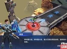 Tinh Tế Hỏa Tuyến - Game TPS 3D khoa học viễn tưởng của Tencent