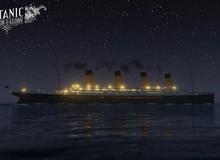 Tựa game ám ảnh mô phỏng lại toàn bộ 2 tiếng 41 phút tàu Titanic bị đắm