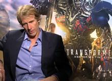 Transformers 5 sẽ là phim cuối cùng trong series mà Michael Bay thực hiện