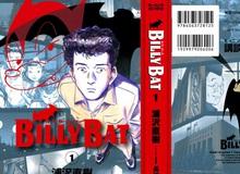 Truyện tranh trinh thám huyền thoại Billy Bat chuẩn bị kết thúc tại Nhật