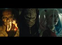Suicide Squad bất ngờ tung ra đoạn trailer mới giới thiệu các nhân vật
