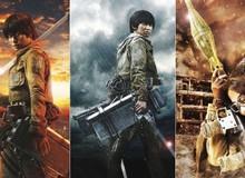 Attack on Titan bị bình chọn là phim tệ nhất trong năm tại Nhật Bản