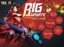 Tặng 350 Gift Code 3Q Củ Hành 3D nhân dịp Big Update