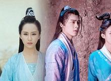 """Bất ngờ với loạt ảnh """"tình tay ba"""" giữa Trương Tiểu Phàm, Bích Dao và Lục Tuyết Kỳ"""