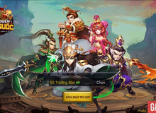 Những game mobile online ra mắt tại Việt Nam trong tháng 2/2016
